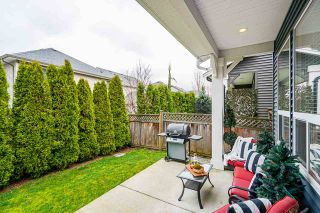 "Photo 37: 20 7891 211 Street in Langley: Willoughby Heights House for sale in ""Ascot"" : MLS®# R2554723"
