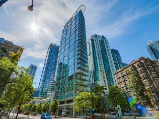 Main Photo: # 2702 1277 MELVILLE ST in Vancouver: Coal Harbour Condo for sale (Vancouver West)  : MLS®# 1127363