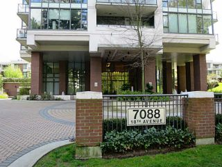 """Photo 20: 3102 7088 18TH Avenue in Burnaby: Edmonds BE Condo for sale in """"PARK 360"""" (Burnaby East)  : MLS®# V1113728"""