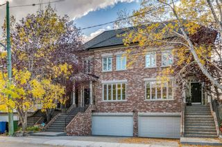Main Photo: 2303 Erlton Place SW in Calgary: Erlton Semi Detached for sale : MLS®# A1152979