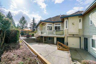 "Photo 39: 3268 HAMPSHIRE Court in Surrey: Morgan Creek House for sale in ""Morgan Creek"" (South Surrey White Rock)  : MLS®# R2551036"