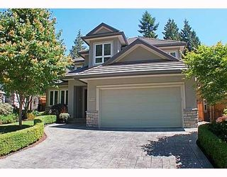 Photo 1: 513 JOYCE Street in Coquitlam: Coquitlam West House for sale : MLS®# V774579