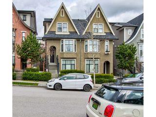 "Photo 1: 3 3439 ROXTON Avenue in Coquitlam: Burke Mountain 1/2 Duplex for sale in ""'The Roxton'"" : MLS®# R2575833"