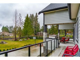 Photo 36: 12010 265A Street in Maple Ridge: Websters Corners House for sale : MLS®# R2540404