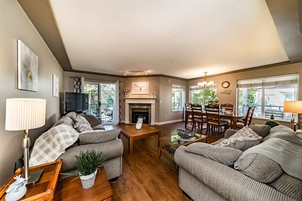 """Main Photo: 209 20443 53 Avenue in Langley: Langley City Condo for sale in """"Countryside Estates"""" : MLS®# R2303948"""
