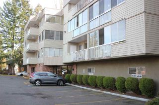 """Photo 1: 201 32040 TIMS Avenue in Abbotsford: Abbotsford West Condo for sale in """"Maplewood Manor"""" : MLS®# R2364559"""