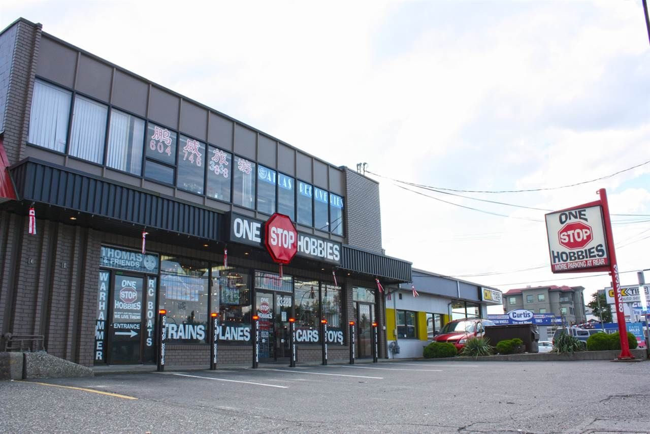Main Photo: 33228 S FRASER Way: Office for sale in Abbotsford: MLS®# C8007743