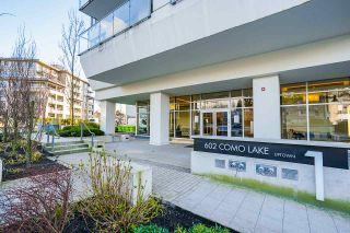 Photo 4: 1907 602 COMO LAKE Avenue in Coquitlam: Coquitlam West Condo for sale : MLS®# R2555373
