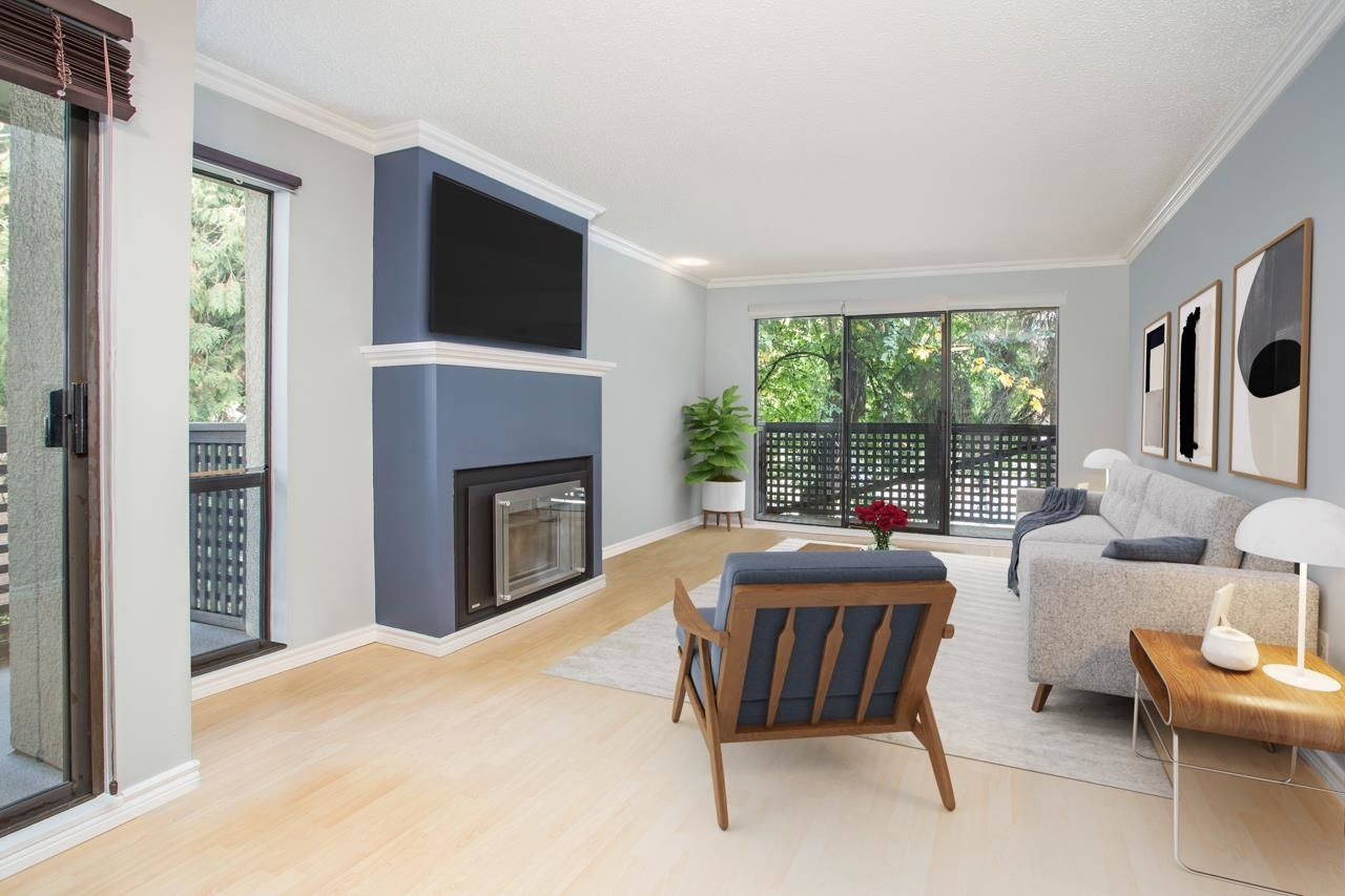 """Main Photo: 306 110 SEVENTH Street in New Westminster: Downtown NW Condo for sale in """"Villa Monterey"""" : MLS®# R2623799"""