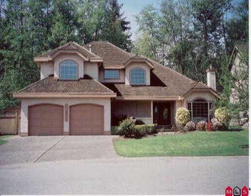 """Main Photo: 14831 83RD AV in Surrey: Bear Creek Green Timbers House for sale in """"SHAUNESSY ESTATES"""" : MLS®# F2509103"""