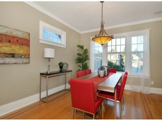 """Photo 4: 561 W 20TH Avenue in Vancouver: Cambie House for sale in """"DOUGLAS PARK"""" (Vancouver West)  : MLS®# V1093678"""