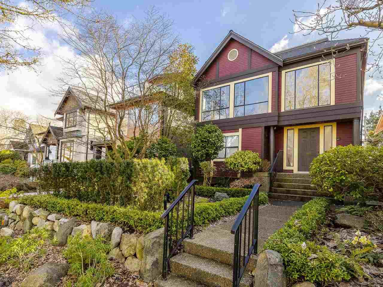 """Main Photo: 4228 W 11TH Avenue in Vancouver: Point Grey House for sale in """"Point Grey"""" (Vancouver West)  : MLS®# R2542043"""