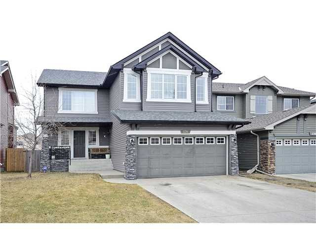 Main Photo: 126 EVERGREEN Common SW in CALGARY: Shawnee Slps_Evergreen Est Residential Detached Single Family for sale (Calgary)  : MLS®# C3565509