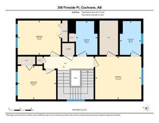 Photo 44: 358 Fireside Place: Cochrane Detached for sale : MLS®# A1139754