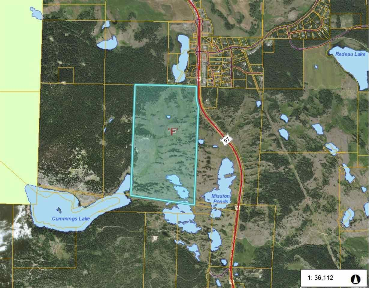Main Photo: DL 16 97 Highway: 150 Mile House Land for sale (Williams Lake (Zone 27))  : MLS®# R2534886