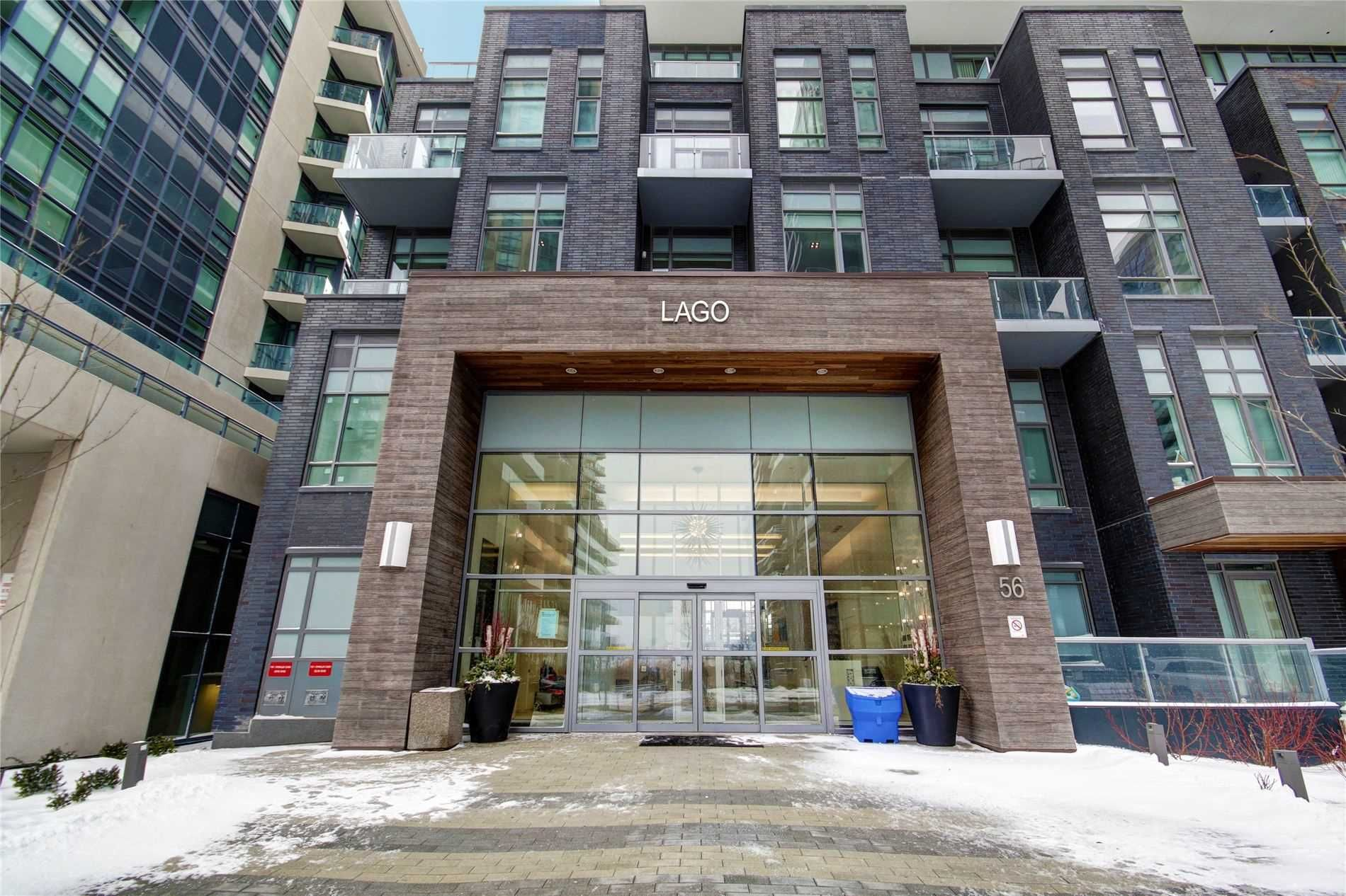 Main Photo: 3701 56 Annie Craig Drive in Toronto: Mimico Condo for lease (Toronto W06)  : MLS®# W4690932