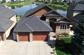 Photo 1: 353 RAINBOW FALLS Way: Chestermere Detached for sale : MLS®# A1122642