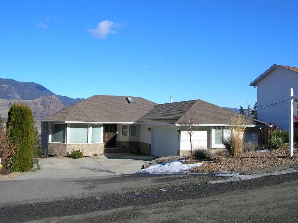 Main Photo: 4839 Uplands Drive in Kamloops: Barnhartvale House for sale : MLS®# 107438