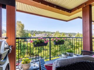 """Photo 14: 408 200 KLAHANIE Drive in Port Moody: Port Moody Centre Condo for sale in """"Salal"""" : MLS®# R2603495"""
