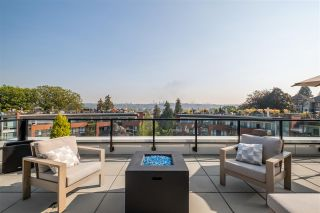 """Photo 1: 403 26 E ROYAL Avenue in New Westminster: Fraserview NW Condo for sale in """"The Royal"""" : MLS®# R2517695"""