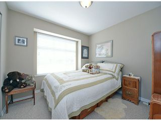 """Photo 13: 121 33751 7TH Avenue in Mission: Mission BC Townhouse for sale in """"Heritage Park Place"""" : MLS®# F1418910"""