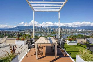 """Main Photo: PH3 1068 W BROADWAY in Vancouver: Fairview VW Condo for sale in """"The Zone"""" (Vancouver West)  : MLS®# R2592466"""
