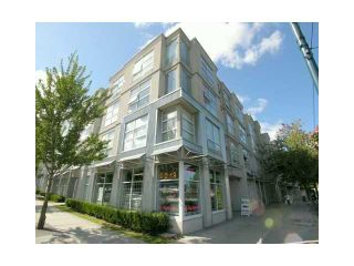 Photo 1: # 213 418 E BROADWAY BB in Vancouver: Mount Pleasant VE Condo for sale (Vancouver East)  : MLS®# V1071507