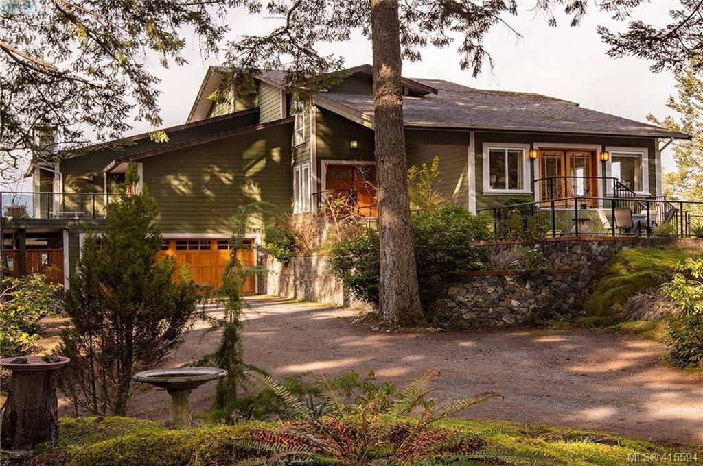Main Photo: 192 Goward Rd in VICTORIA: SW Prospect Lake House for sale (Saanich West)  : MLS®# 824388