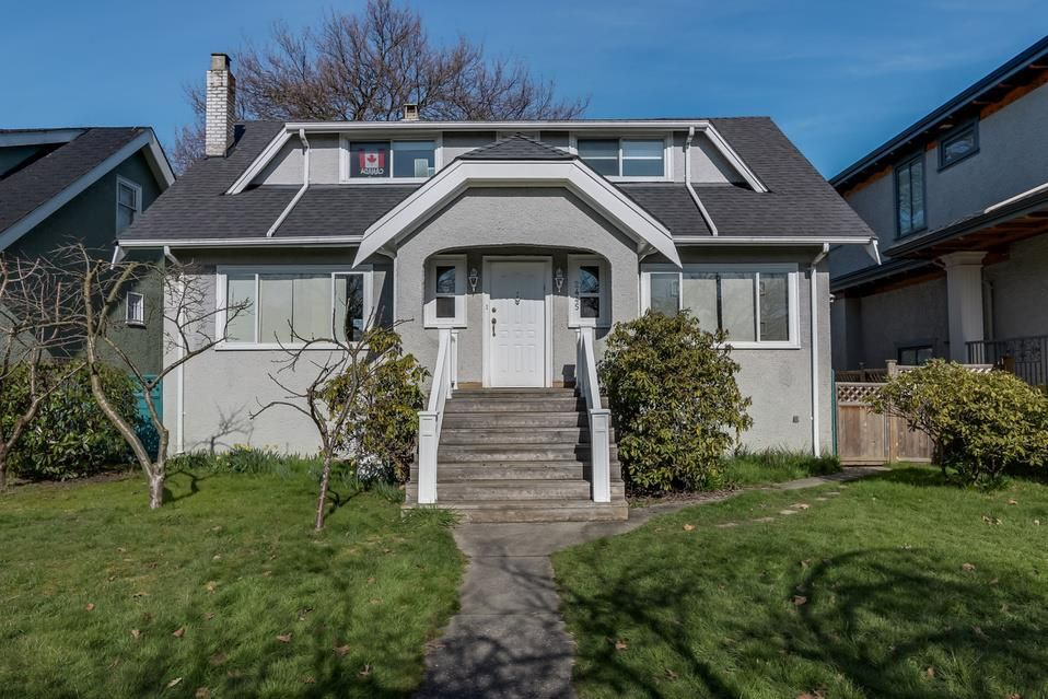 Main Photo: 2445 W 10TH Avenue in Vancouver: Kitsilano House for sale (Vancouver West)  : MLS®# R2135608