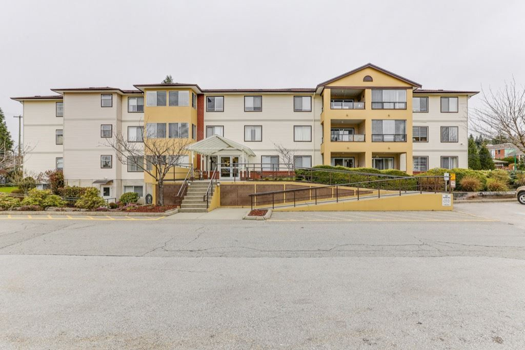 """Main Photo: 307 1802 DUTHIE Avenue in Burnaby: Montecito Condo for sale in """"Valhalla Court"""" (Burnaby North)  : MLS®# R2441518"""