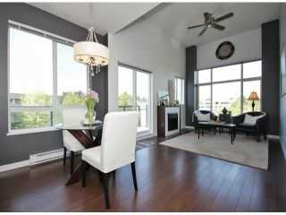 """Photo 2: 406 2943 NELSON Place in Abbotsford: Central Abbotsford Condo for sale in """"EDGEBROOK"""" : MLS®# R2108468"""