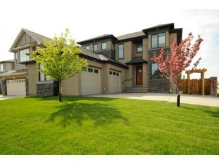 Photo 1: 41 EVERGREEN Row SW in CALGARY: Shawnee Slps Evergreen Est Residential Detached Single Family for sale (Calgary)  : MLS®# C3525384