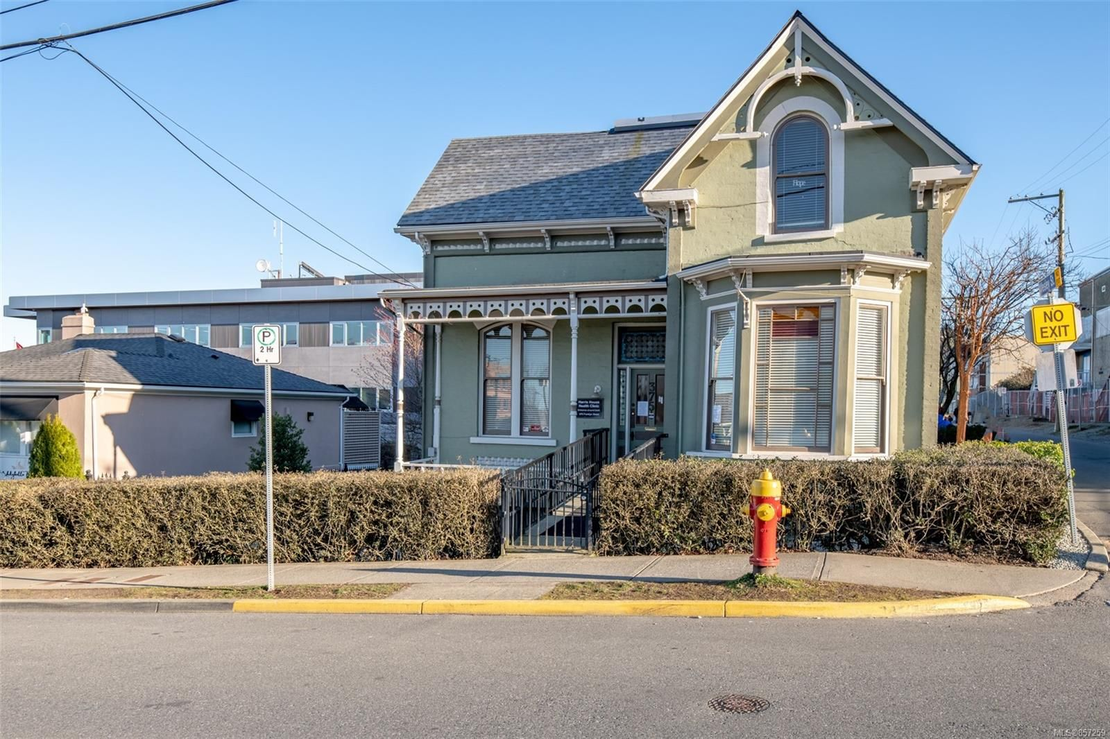 Main Photo: 375 Franklyn St in : Na Old City Other for sale (Nanaimo)  : MLS®# 857259