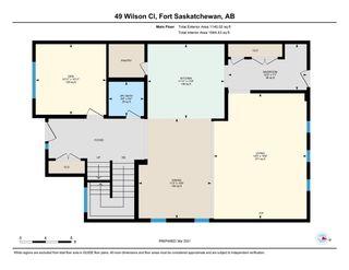 Photo 35: 49 WILSON Close: Fort Saskatchewan House for sale : MLS®# E4232578