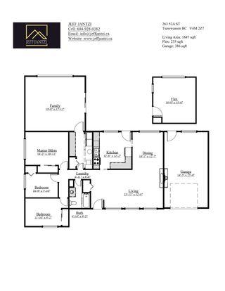 Photo 2: 263 52A Street in Delta: Pebble Hill House for sale (Tsawwassen)  : MLS®# R2566058