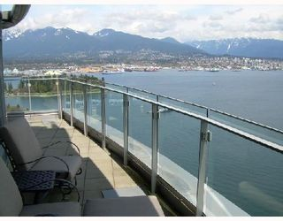 Photo 1: 3302-1281 W.Cordova in Vancouver: Coal Harbour Condo for sale (Vancouver West)  : MLS®# v706458
