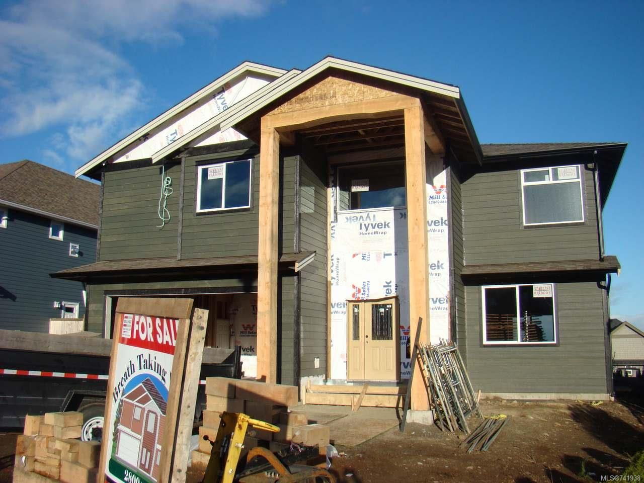 Main Photo: 644 Nodales Dr in CAMPBELL RIVER: CR Willow Point House for sale (Campbell River)  : MLS®# 741938
