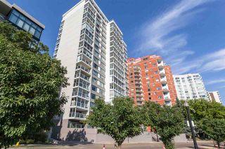 Main Photo: 1703 11920 100 Avenue in Edmonton: Zone 12 Condo for sale : MLS®# E4256340