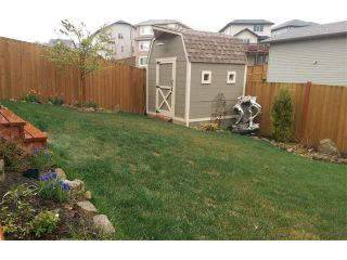 Photo 35: 38 HERITAGE Landing: Cochrane House for sale : MLS®# C4004850