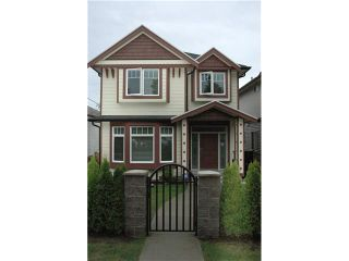Photo 1: 646 E 63RD Avenue in Vancouver: South Vancouver House for sale (Vancouver East)  : MLS®# V970283