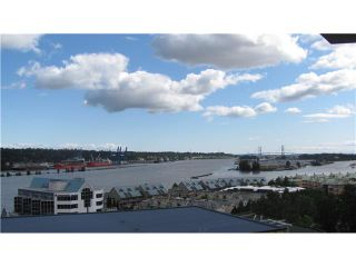 """Photo 4: 1501 892 CARNARVON Street in New Westminster: Downtown NW Condo for sale in """"AZURE II"""" : MLS®# V892829"""