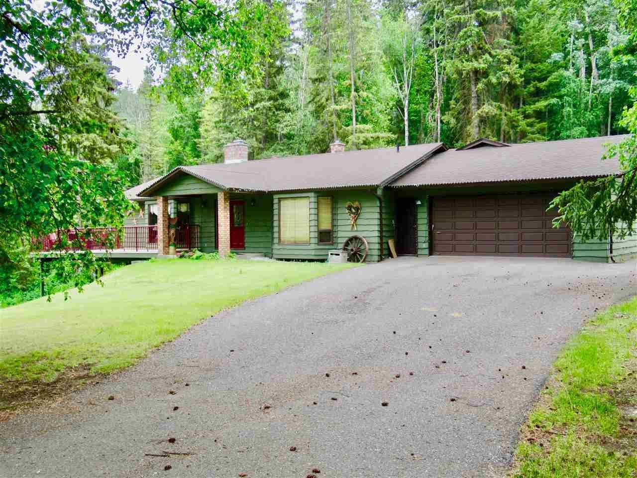 Photo 1: Photos: 911 CENTAUR Drive in Williams Lake: Esler/Dog Creek House for sale (Williams Lake (Zone 27))  : MLS®# R2378444