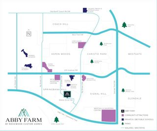 Photo 40: Abby Farm Lot #12 - 7550 Elkton Drive SW: Calgary Residential Land for sale : MLS®# A1114517