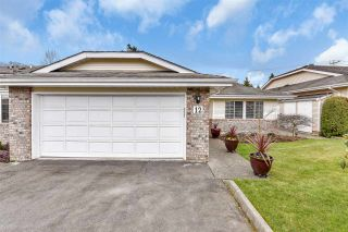 "Photo 1: 12 5051 203 Street in Langley: Langley City Townhouse for sale in ""MEADOWBROOK ESTATES"" : MLS®# R2548866"