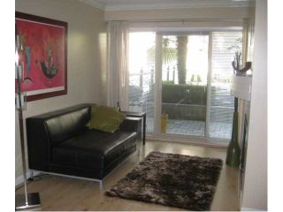 "Photo 1: 123 332 LONSDALE Avenue in North Vancouver: Lower Lonsdale Condo for sale in ""CALYPSO"" : MLS®# V822251"