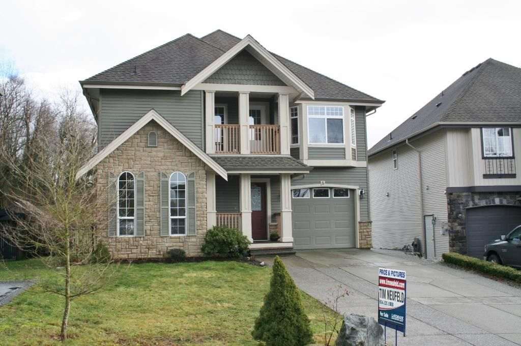 """Main Photo: 8 33925 ARAKI Court in Mission: Mission BC House for sale in """"Abbey Meadows"""" : MLS®# R2027676"""