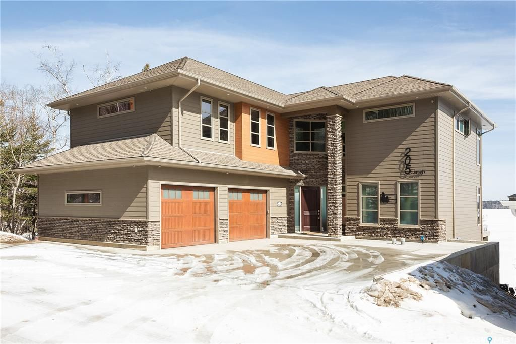 Main Photo: 205 Carwin Park Drive in Emma Lake: Residential for sale : MLS®# SK848596