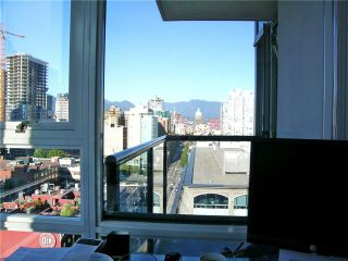 """Photo 8: # 2108 928 BEATTY ST in Vancouver: Downtown VW Condo for sale in """"MAX I"""" (Vancouver West)  : MLS®# V853384"""