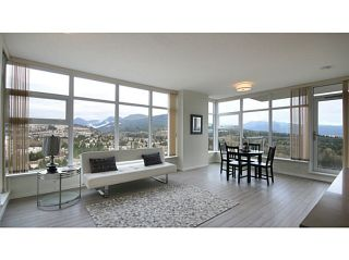 Photo 6: # 2907 3102 WINDSOR GT in Coquitlam: New Horizons Condo for sale : MLS®# V1104666