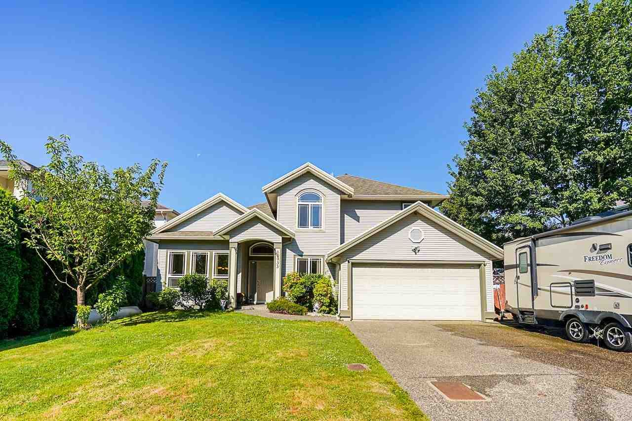 Main Photo: 10933 155 Street in Surrey: Fraser Heights House for sale (North Surrey)  : MLS®# R2485827